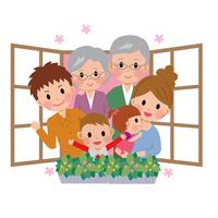 Smile of family [3101572] Family