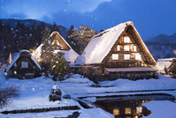 Winter of Shirakawa-go Stock photo [3106763] Shirakawa-go