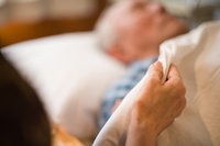 Care and hospitalization image Stock photo [3107545] Old
