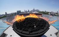 Olympic cauldron Stock photo [3110408] Olympic