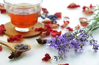 Lavender and tea Stock photo [3200997] Lavender