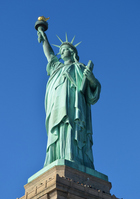 Statue of Liberty New York Stock photo [3203128] The
