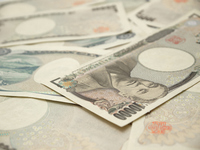 Circle Japan economic and financial Stock photo [3206812] Money