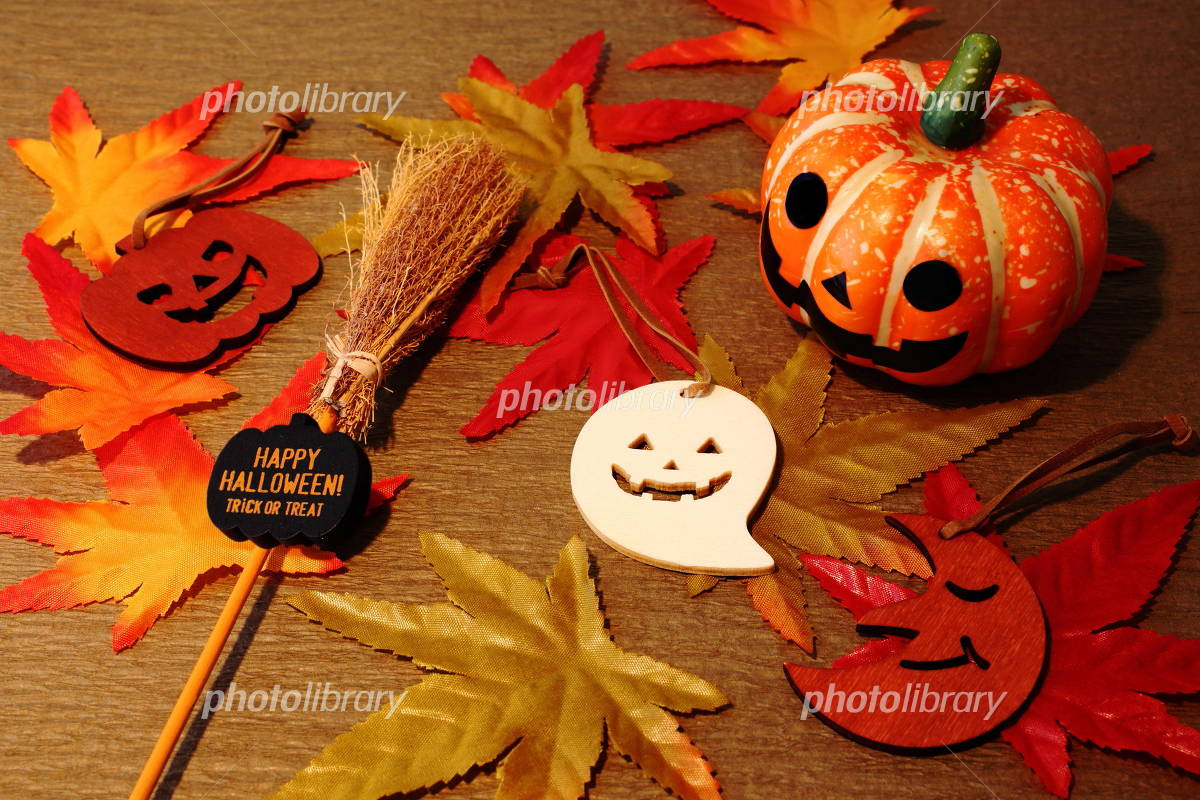 Halloween goods Photo