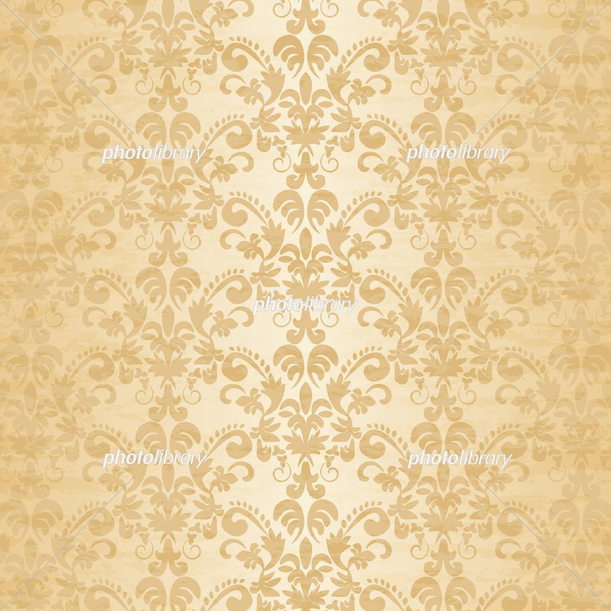 Vintage pattern イラスト素材