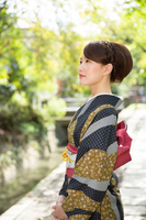Women's kimono Stock photo [3307227] Kimono