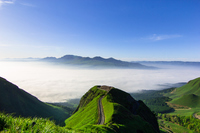 Laputa road of sea of clouds Stock photo [3309148] Clouds