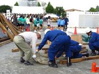 Disaster drill Stock photo [3313108] Training