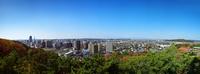 Senshu Park Akita as seen from your corner tower Stock photo [3399400] Akita
