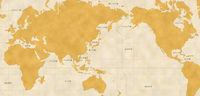 Map of the world [3400097] Map