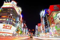 Night Kabukicho Stock photo [3406443] Kabukicho