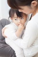 Mom and baby Stock photo [3406920] Baby
