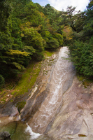 Waterfall of Nametoko valley Yukiwa Stock photo [3407612] Waterfall