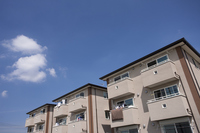 Collective housing Stock photo [3494231] Residential