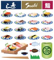 Sushi icon [3496115] Sushi