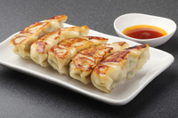 Grilled dumplings Stock photo [3499946] Dumplings