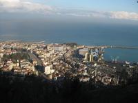 Trabzon from the hills of Pozutepe Stock photo [3506035] Turkey