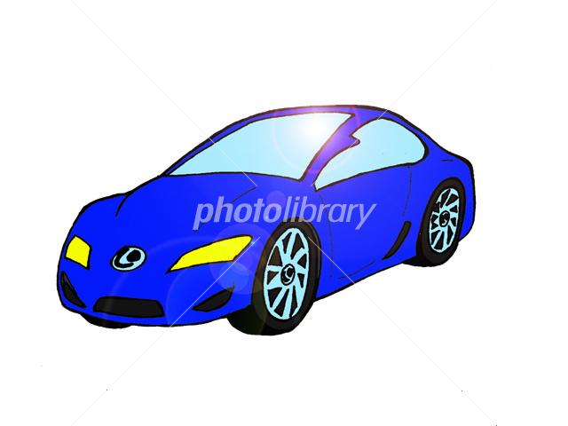 高級車 イラスト素材 105783 フォトライブラリー Photolibrary