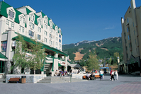 Whistler Resort Stock photo [107524] Kanata