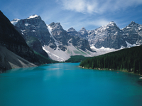 Moreinreiku Canadian Rockies Stock photo [107535] Kanata