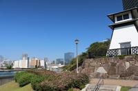 Landscape with Ishikawajima lighthouse Stock photo [3606283] Lighthouse