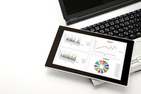 Business Image - PC and tablet Stock photo [3607251] Tablet