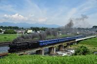 SL Usui crossing the bridge Stock photo [3609311] SL