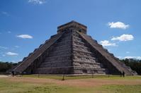 Chichen Itza Stock photo [3610612] Mexico