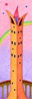 開かれた塔