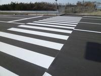 New crosswalk Stock photo [3706829] Yield
