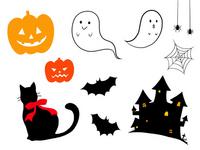 Halloween material [3707767] Halloween