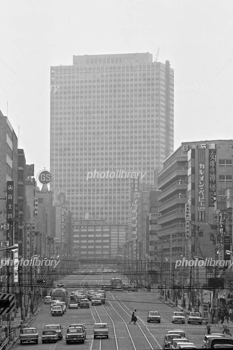 霞ヶ関ビル 1968年 写真素材 [ 3822913 ] - フォトライブラリー ...