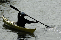 Canoe Stock photo [3818060] Sea