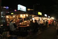 Yatai district of Hakata sandbank Stock photo [3823613] Kyushu
