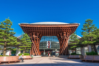 Kanazawa Station common Stock photo [3824289] Ishikawa