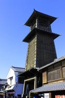 Bell at the time of Kawagoe Stock photo [3827733] Kawagoe