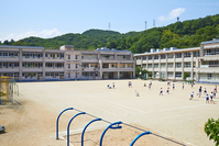 Najio elementary school Stock photo [3828264] Najio