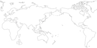World Map blank map [3922730] Earth