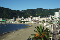 Atami Sun Beach panoramic view Stock photo [3922865] Atami