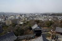 Landscape seen from the Kochi Castle Stock photo [3923377] Kochi