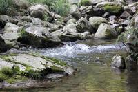 Upstream of Yahagi Stock photo [3927036] Toyota