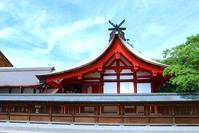 Fukuoka Prefecture Munakata Taisha Stock photo [3927168] Munakata