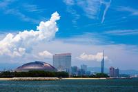 Fukuoka Tower Stock photo [3927459] Momochi