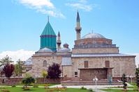 Mevlana Museum of Konya Stock photo [3929556] Konya