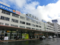 Niigata Station Bandai opening Stock photo [3930509] Niigata