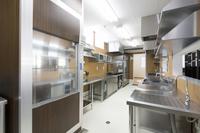 Restaurant kitchen equipment Stock photo [3932409] Kitchen