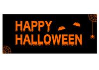 Happy Halloween Halloween logo [4012694] Halloween