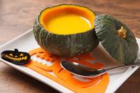 Pumpkin soup Stock photo [4016817] Pumpkin