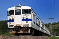 Train of Kagoshima Main Line Stock photo [4099046] JR