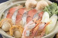 Salmon dish Stock photo [4105062] Japanese